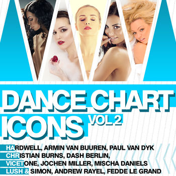 Dance Chart Icons 2