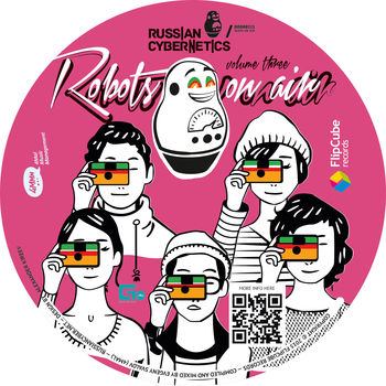 Russian Cybernetics - Robots On Air! Vol. 3