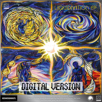 Electrosoul System presents LiquiDNAtion EP Volume Two (Digital Version)