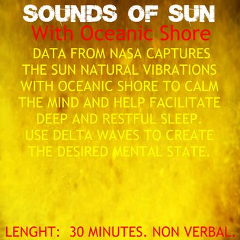 Sounds Of The Sun With Oceanic Shore