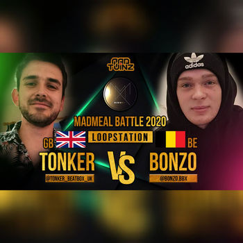 Madmeal battle: TONKER vs BONZO